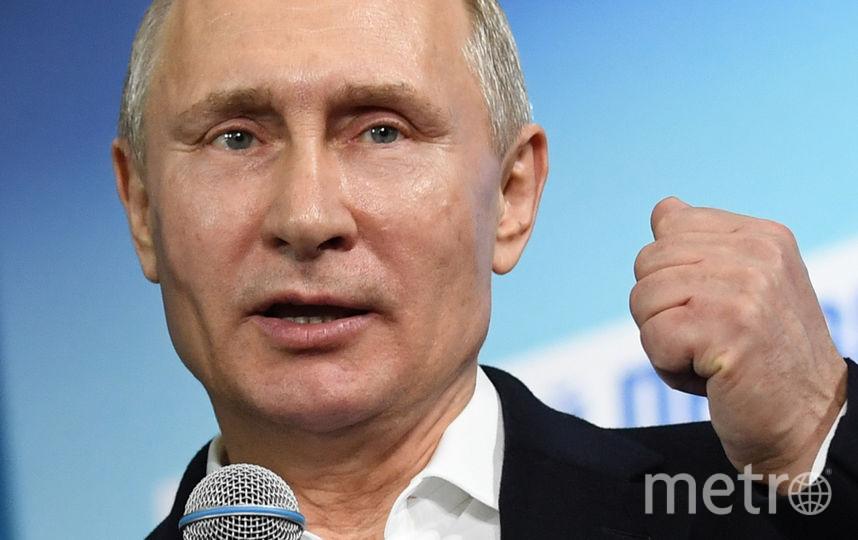 Путин проведёт прямую линию после инаугурации