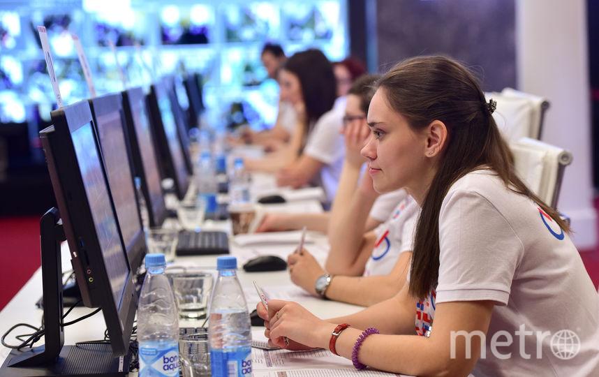 Выборы в Москве стали примером для России. Фото Василий Кузьмичёнок