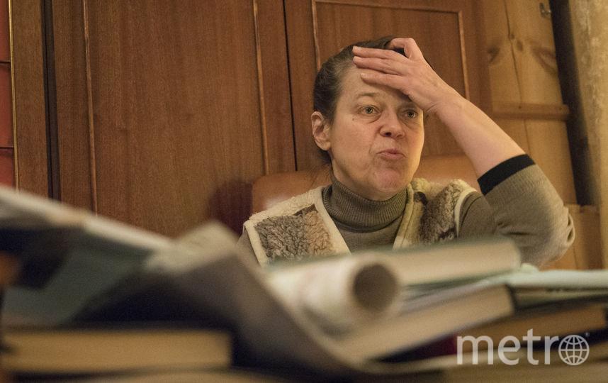 """Екатерина Кнорозова обеспокоена тем, что об отце рассказывают много небылиц. Фото Святослав Акимов, """"Metro"""""""