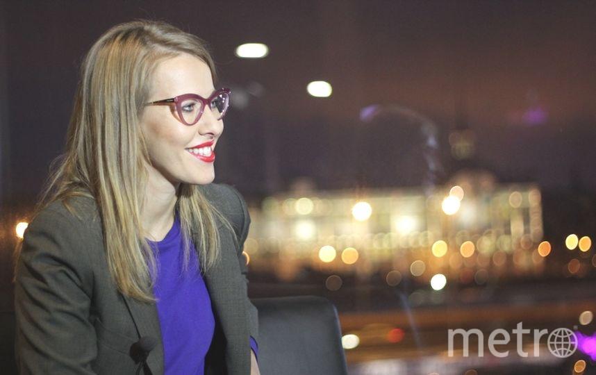 """Собчак в Петербурге набрала рекордное число голосов - по сравнению с другими городами. Фото """"Metro"""""""