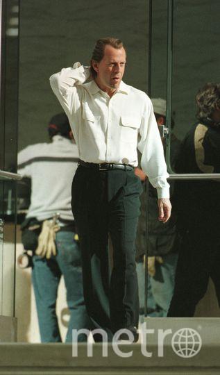 Брюс Уиллис в молодости. Фото Getty