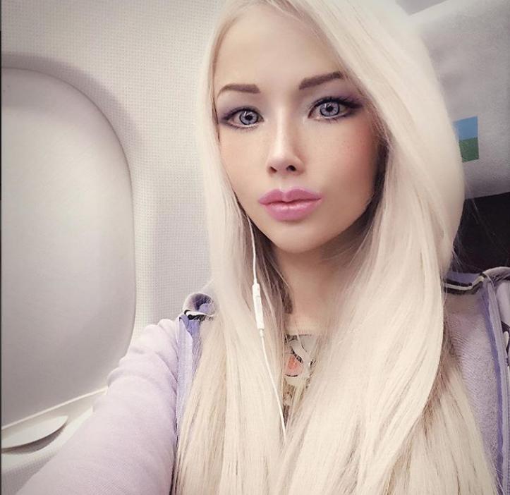 valeria lukyanova instagram - 723×702