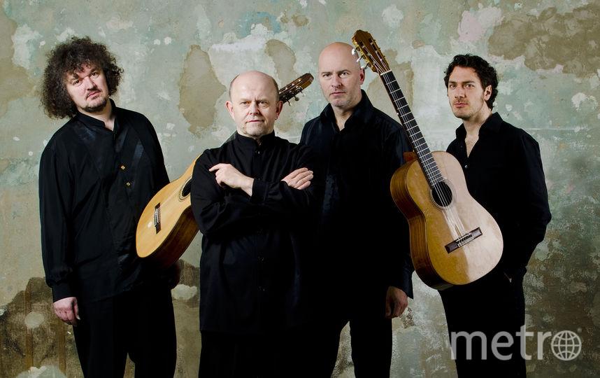 Павел Штайдл (второй справа). Фото Предоставлено организаторами