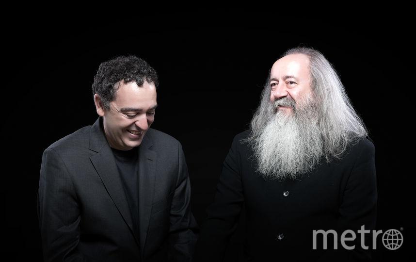 Шавьер Диас-Латорре (слева). Фото Предоставлено организаторами