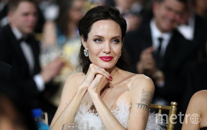 Актриса Анджелина Джоли. Фото Getty