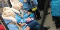 Мода московского метро: Лучшие фото из социальных сетей