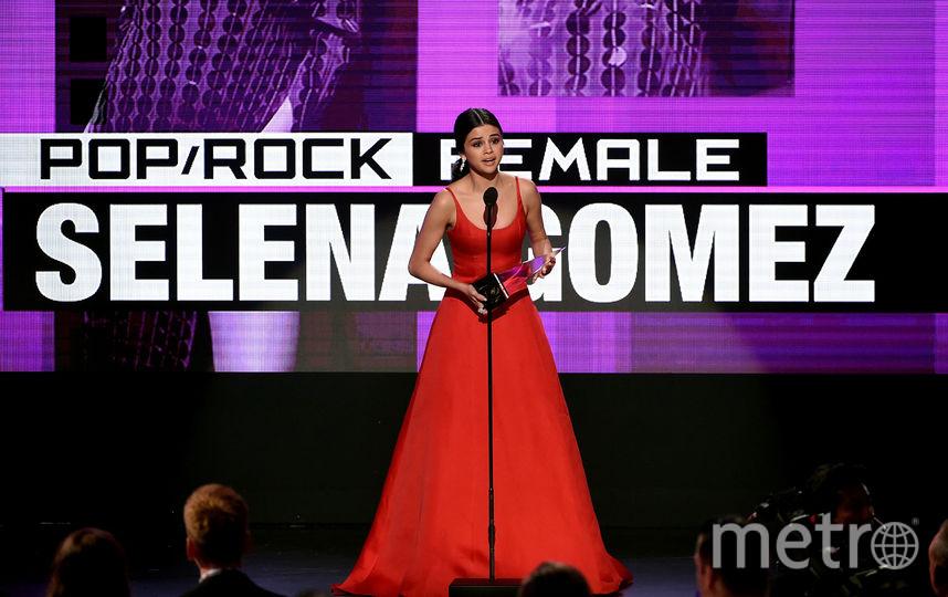 Селена Гомес в 2016-м году. Фото Getty