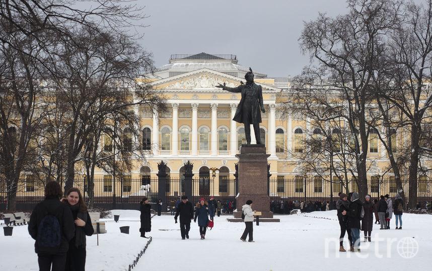 Русский музей в честь 120-летия подготовил выставки, которые нельзя пропустить. Фото Святослав Акимов.