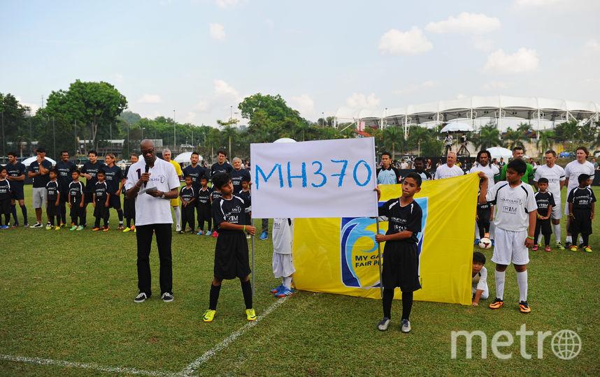 Мероприятия в память о людях, находившихся в пропавшем Boeing777, следовавшего рейсом MH370. Фото Getty