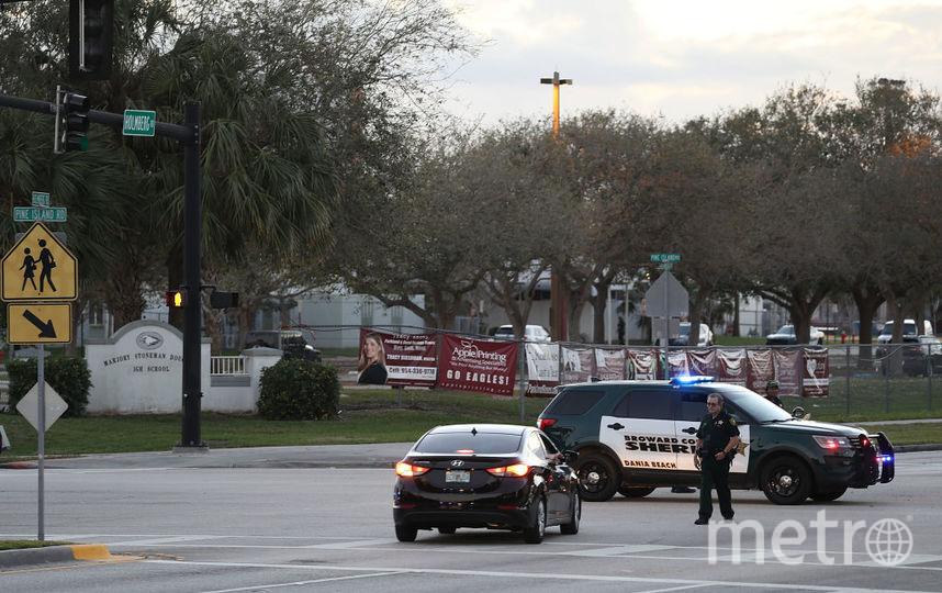 Беспилотный автомобиль в США впервые насмерть сбил человека. Фото Getty