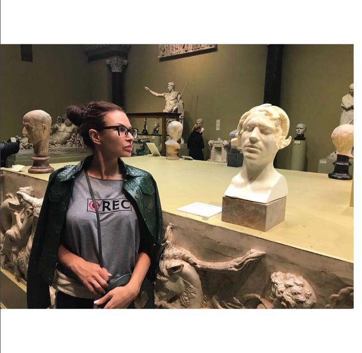 Эвелина Бледанс. Фото Скриншот Instagram: bledans