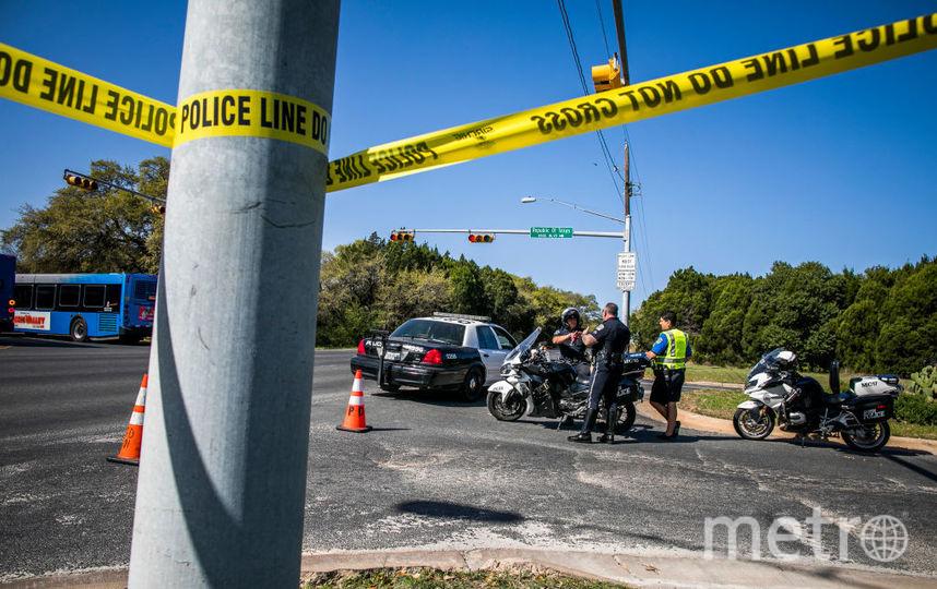 В американском штате Мэриленд произошла стрельба в школе. Фото Getty