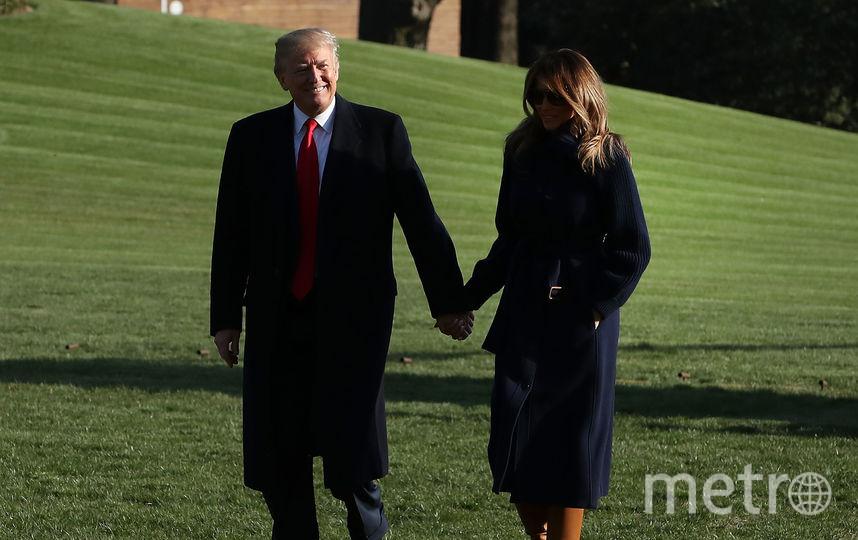 Устала отпубличности: Мелания Трамп скучает посвоей прошлой жизни