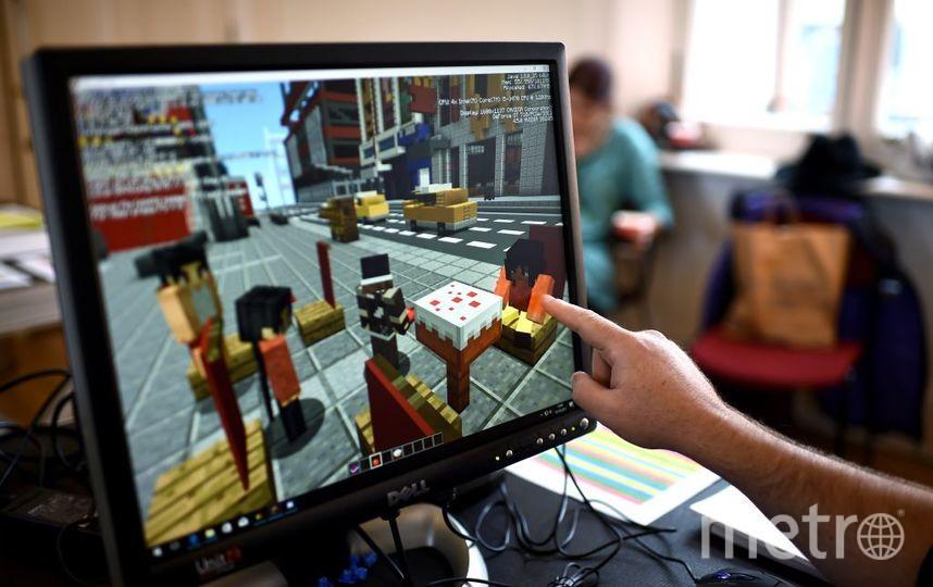 Сходка персонажей Minecraft. Фото Getty