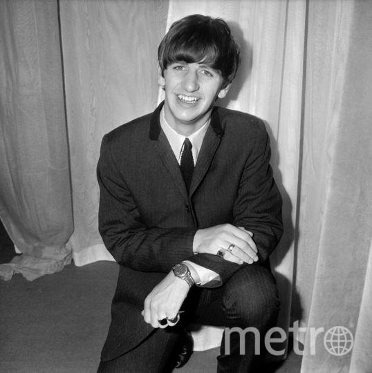 Ринго Старр, архив 1960-х годов. Фото Getty