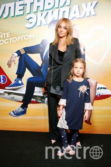 Дарья Сагалова с дочкой. Фото Предоставлено пресс-службой канала СТС.