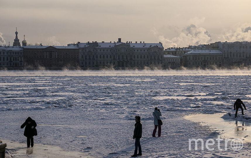 В Петербурге обещают до 9 см снега. Фото Getty