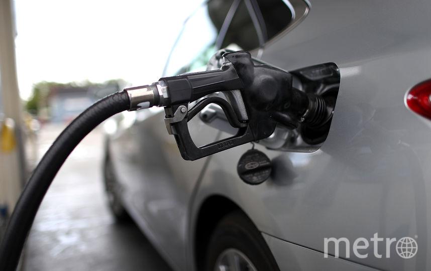 В России создали альтернативное автомобильное топливо. Фото Getty