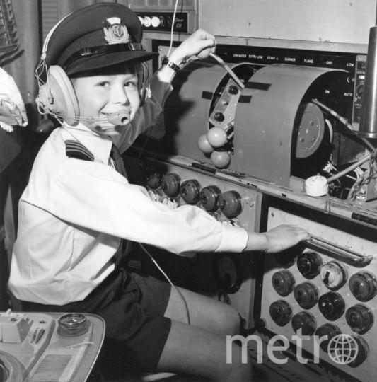 Гэри Олдмен в детстве. Фото Getty
