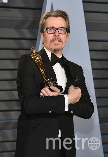 """Гэри Олдмен на """"Оскаре-2018"""". Фото Getty"""