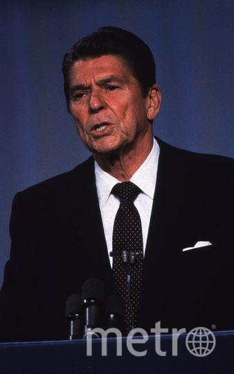 Рональд Рейган. Фото Getty
