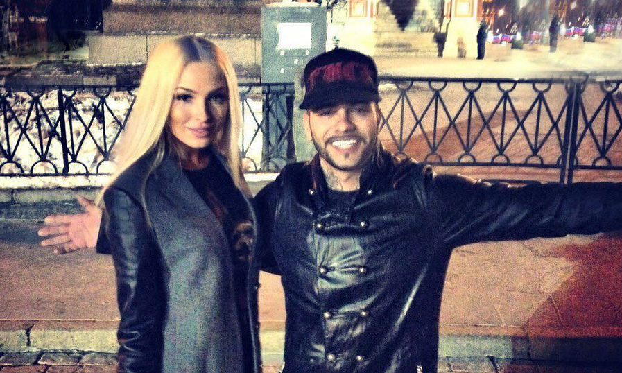 Тимати и Алена Шишкова. Фото Скриншот Instagram: @timati_alena_ofc