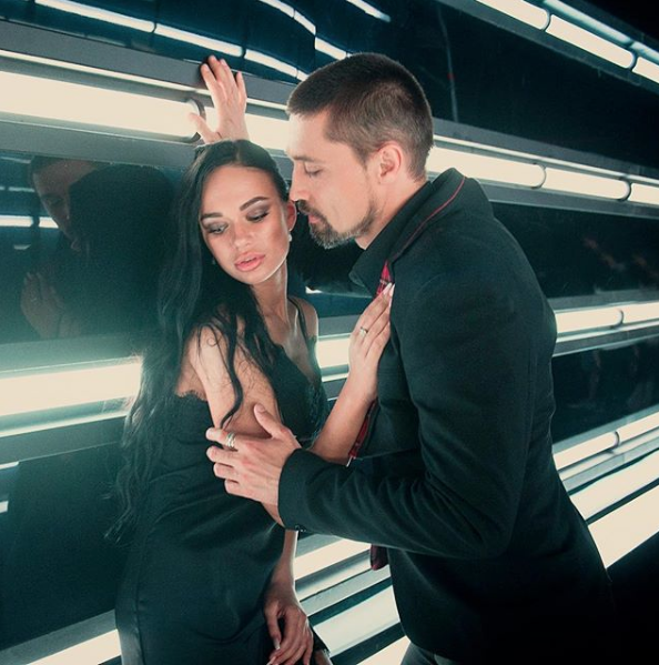 Яна Кошкина и Дима Билан. Фото Скриншот Instagram: yana_koshkina_official