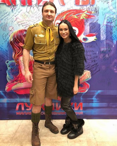 Яна Кошкина и Эдгар Запашный. Фото Скриншот Instagram: yana_koshkina_official