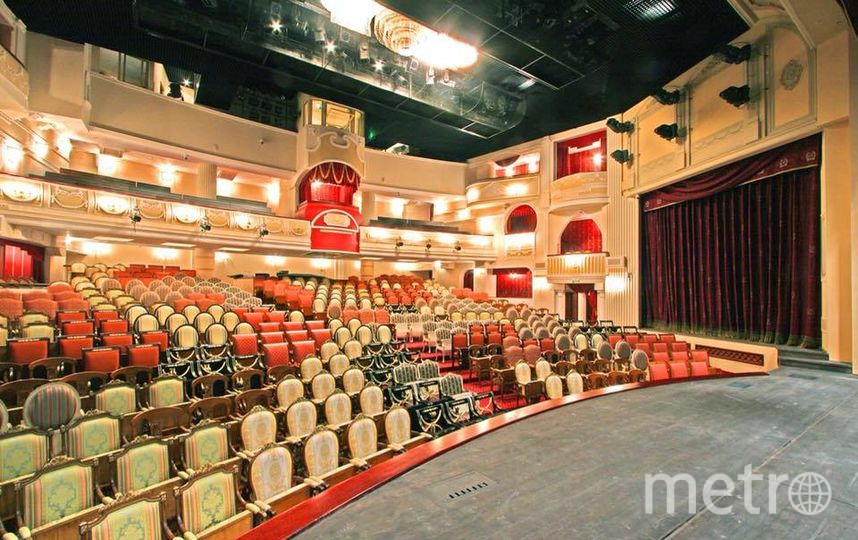 Театр Et Cetera. Фото https://www.facebook.com/TheatreEtCetera/
