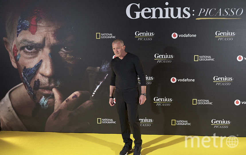 Антонио Бандерас. Фото Getty