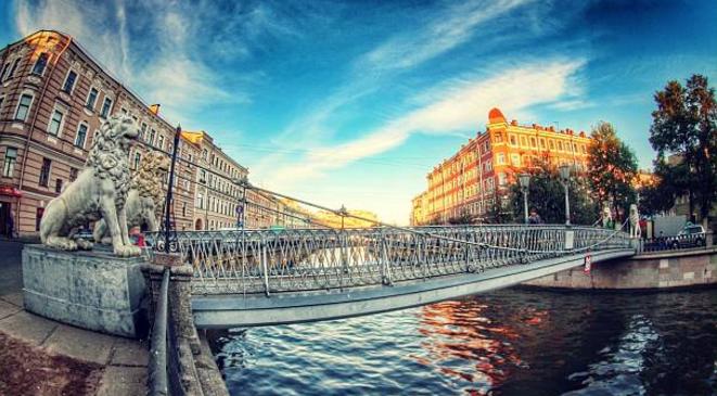В Петербурге обещают теплый апрель. Фото Getty