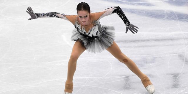 Фигуристка Загитова проиграла Костнер в короткой программе на чемпионате мира