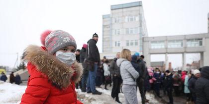 Жители Подмосковья просят вернуть им чистый воздух