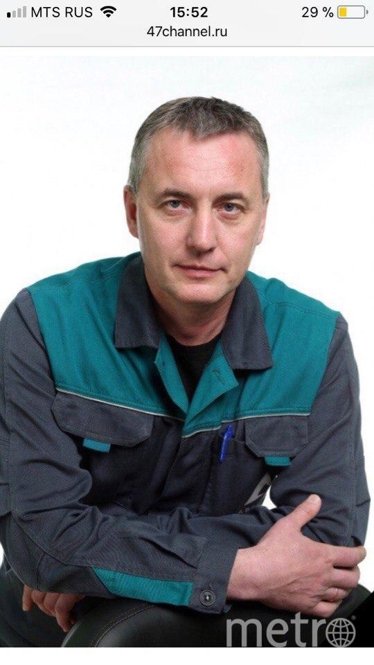 Владимир Усачев погиб 11 февраля в Подмосковье. Фото предоставлено родными погибших