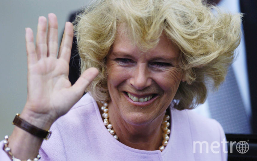 Камилла Паркер-Боулз (Camilla Parker-Bowles), Герцогиня Корнуольская. Фото Getty