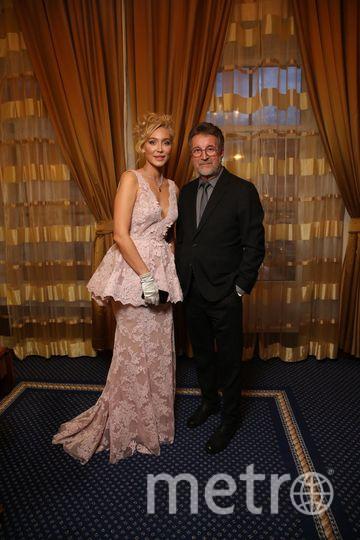 Екатерина Смольникова и Леонид Ярмольник. Фото предоставлены организаторами
