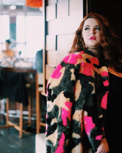 Тесс Холлидей. Фото Скриншот Instagram: tessholliday