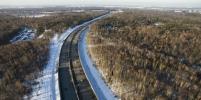 Стала известна стоимость проезда по новой трассе Москва — Санкт-Петербург