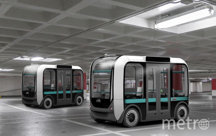 Автобус. Фото metro
