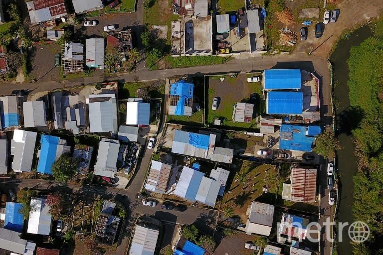 Пэурто-Рико в марте 2018 года. Фото AFP
