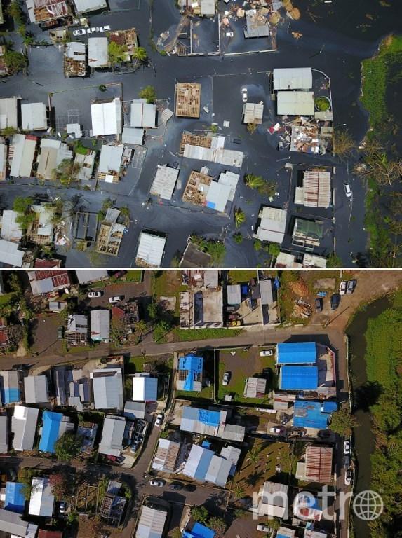 Пуэрто-Рико приходит в себя после урагана Мария