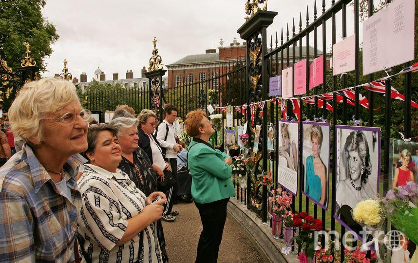"""СМИ: Принц Чарльз и Камилла специально выдавали принцессу Диану за """"истеричку"""". Фото Getty"""