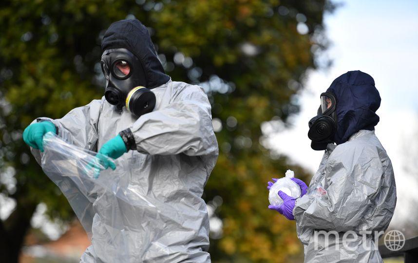 Солсбери. Фото AFP