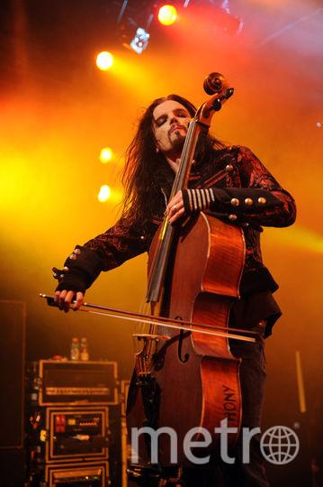 26 марта финская группа Apocalyptica выступит в Москве. Фото Getty