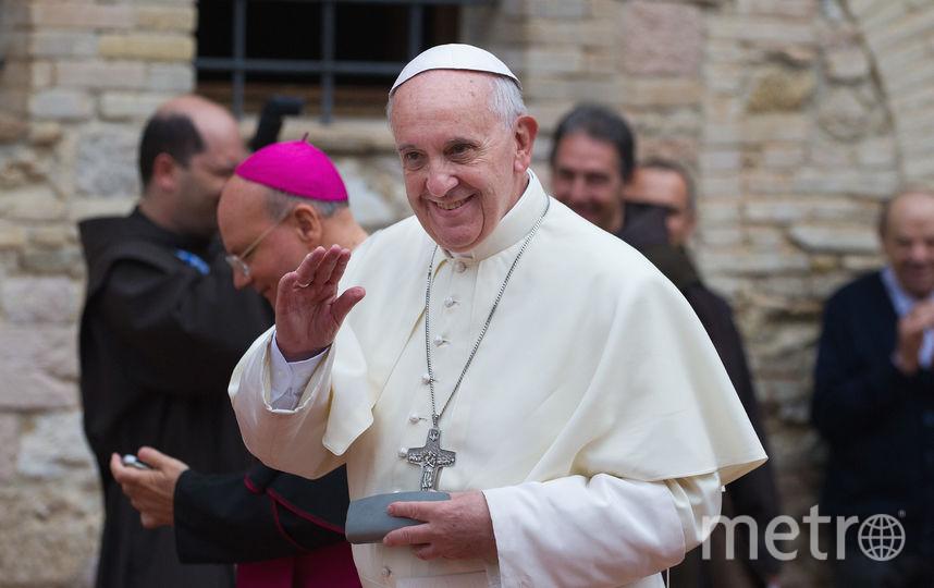 Папа Франциск. Фото Getty