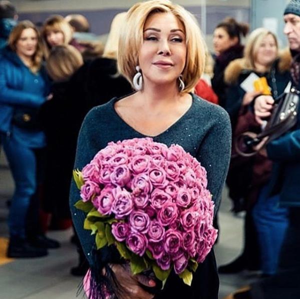 Любовь Успенская. Фото Скриншот Instagram: uspenskayalubov_official