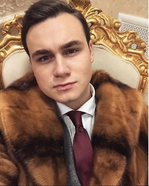 Скриншот instagram.com/sobolevv/?hl=ru.