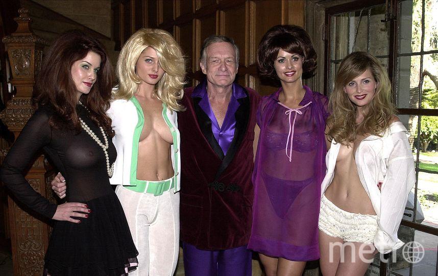 Карен МакДугал (вторая справа). Фото Getty