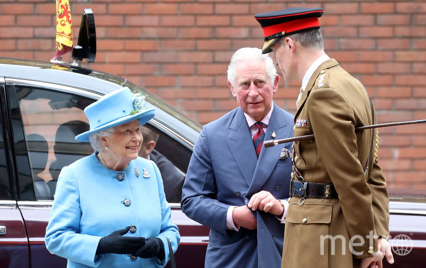 Королева Елизавета IIи принц Чарльз. Фото Getty