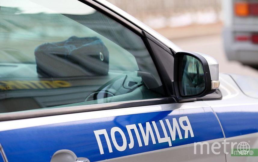 """""""Скорая"""" сбила двух пешеходов на юге Москвы. Фото Василий Кузьмичёнок"""